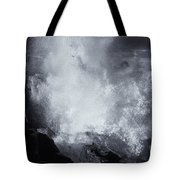 Explosive Sea Tote Bag