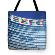 Expo Sign Tote Bag