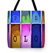 Express Color Tote Bag