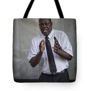 Express Your Passion Tote Bag