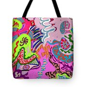 Expression Fantastic Tote Bag