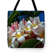 Expressions Of Love - Plumeria Tote Bag