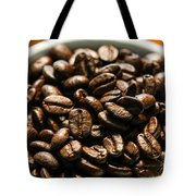 Expresso Beans Tote Bag