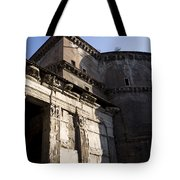 Exterior Of The Pantheon Tote Bag