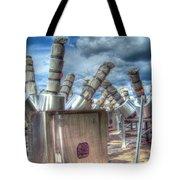 Exterminate - Exterminate Tote Bag by MJ Olsen