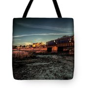 Exton On The Exe Tote Bag