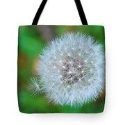 Extra Little Dandelion Wish Tote Bag