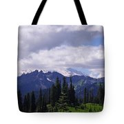 Extraordinary Heights Tote Bag