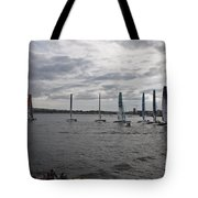 Extreme 40 At The Start Tote Bag