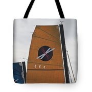 Extreme 40 Sail Detail Tote Bag