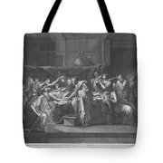 Extreme Unction Tote Bag