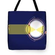 Eye Diagram Tote Bag