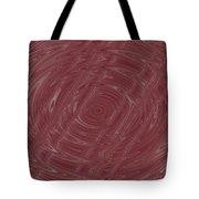 Eye In Vortex Tote Bag