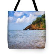 Eye-land Ciceron St. Lucia Tote Bag