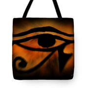 Eye Of Horus Eye Of Ra Tote Bag