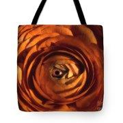 Eye Of The Bloom Tote Bag
