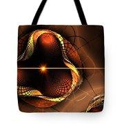Eye Of The Bug... Tote Bag