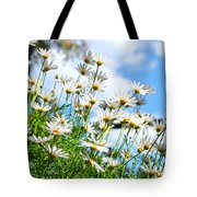 Eye Of The Day Tote Bag