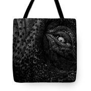 Eye Of The Elephant Tote Bag by Bob Orsillo
