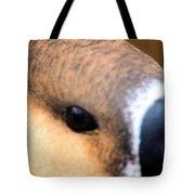 Eye Of The Gander Tote Bag