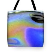 Eye Of The Gas Giant Tote Bag