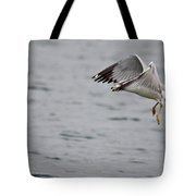 Eye Of The Seagull Tote Bag