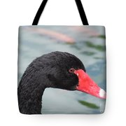 Eye Of The Swan Tote Bag