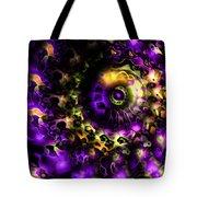 Eye Of The Swirling Dream Tote Bag