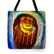 Eye Of Zeus Tote Bag