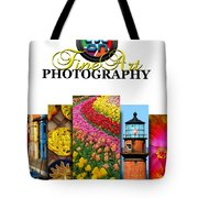 Eye On Fine Art Photography March Cover Tote Bag