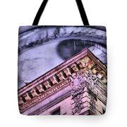 Eye On The City Tote Bag