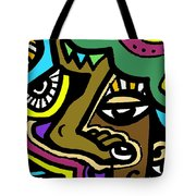 Eye Run This Tote Bag