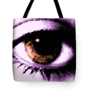 Eye See Tote Bag