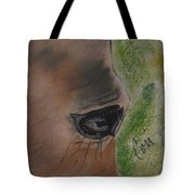Eye To Eye Tote Bag