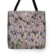 Eyedea  Tote Bag