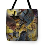 Eyes In The Storm  Tote Bag