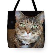 Eyes Of Love Tote Bag