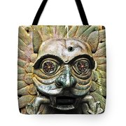 Eyes Of The Beast Tote Bag