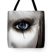 Eyes Of The Fool Tote Bag