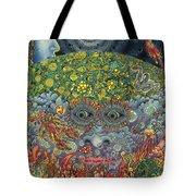 Eyes Of The Mind Tote Bag