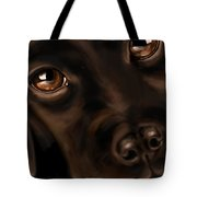 Eyes Tote Bag by Veronica Minozzi