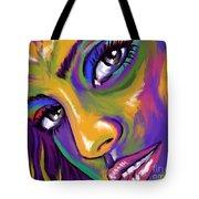 Eyes01 Tote Bag