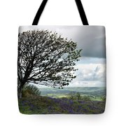 Eype Downs Overlook Tote Bag