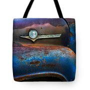 F-100 Ford Tote Bag