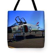 F-4 Phantom II No. 11 Tote Bag