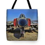 F-4c Phantom II Tote Bag