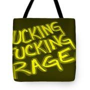 F F R Yellow Tote Bag