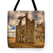 F. Schott Stone Barn  Tote Bag