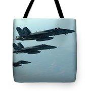 F18e Super Hornet  Tote Bag