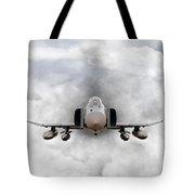 F4 Phantom Tote Bag